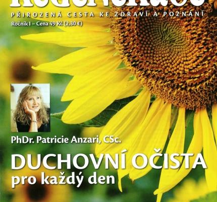 Duchovní očista - Patricie Anzari