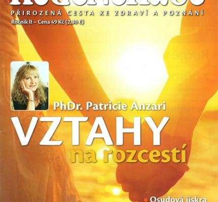 Partnerské vztahy na rozcestí - Patricie Anzari